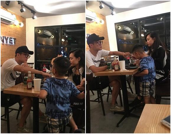 Chí Nhân lần đầu lên tiếng về nghi vấn chia tay Minh Hà, cặp kè gái lạ 1