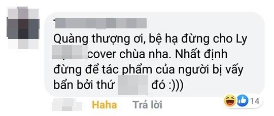 Nhăm nhe xin cover Tự Tâm, Hương Ly bị Trung Quân 'dằn mặt' 1