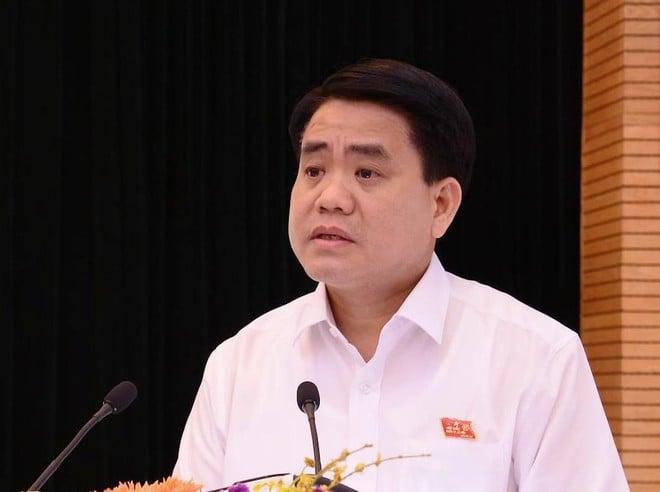 Chủ tịch Hà Nội rút kinh nghiệm sau sự cố nước sông Đà 1