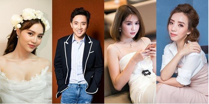 Ngọc Trinh tranh giải với Trấn Thành tại Awards 2019 1