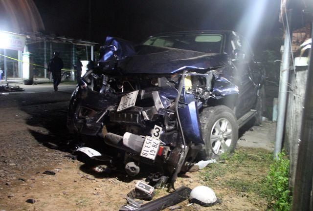 Tai nạn liên hoàn, 7 người thương vong 1