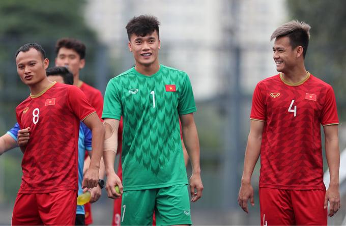 Động thái mới nhất của Bùi Tiến Dũng sau trận đấu nghẹt thở với Indonesia 2