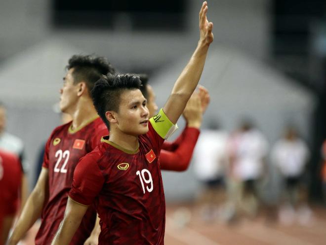 Quang Hải tiết lộ liều 'doping' bí mật sau trận thắng nghẹt thở trước Indonesia 1