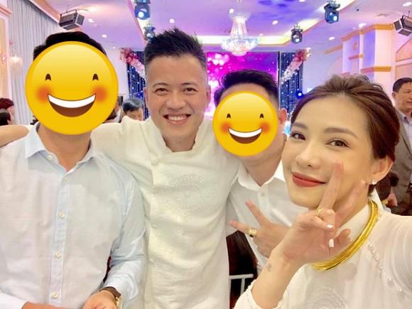 Lưu Đê Ly cùng chồng bí mật tổ chức đám cưới giản dị 4