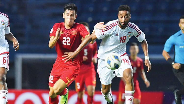 Báo Châu Á nhận định U23 Việt Nam đã 'run rẩy' trước Jordan 1