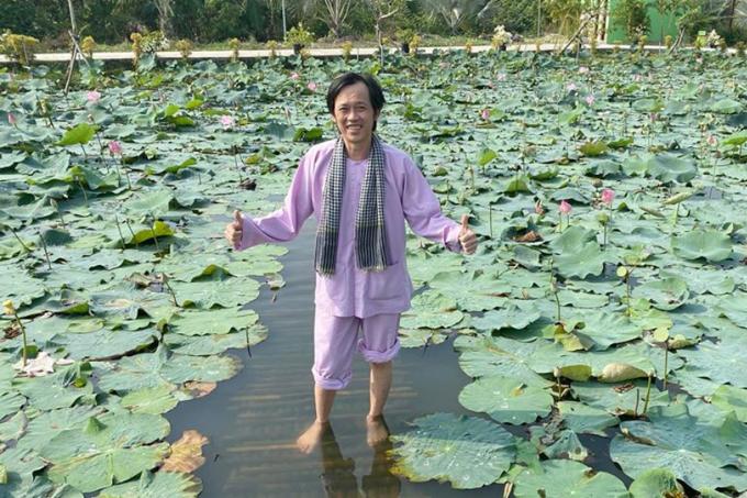 Hé lộ cuộc sống 'vui thú điền viên' giản dị đến bất ngờ của danh hài Hoài Linh 4