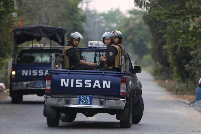 Tình tiết bất ngờ về khẩu súng của Tuấn khỉ được công an TP HCM thông tin 2