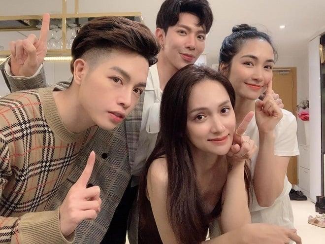 Hòa Minzy muốn sinh 2 con với bạn trai thiếu gia giữa ồn ào mang bầu 2