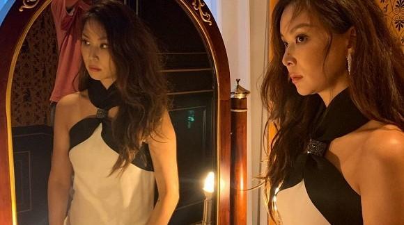 Bà xã Jang Dong Gun có hành động gây tranh cãi sau bê bối của chồng 2