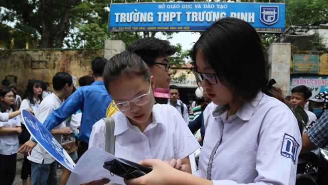 Hà Nội không lùi lịch thi vào lớp 10 dù học sinh nghỉ học vì corona 1