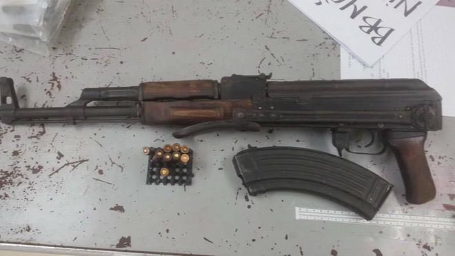 Lộ diện chủ nhân khẩu súng AK mà Tuấn 'khỉ' dùng để gây án 1