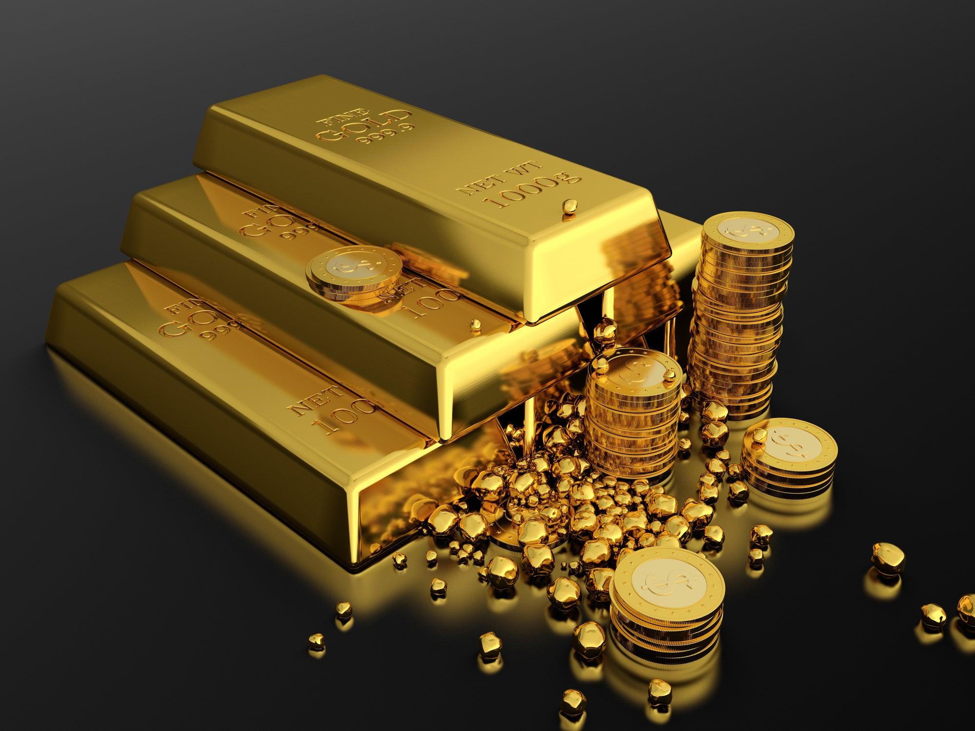 Tin tức giá vàng mới nhất hôm nay 23/2: Nhảy vọt vượt ngưỡng 46 triệu đồng/ lượng 1