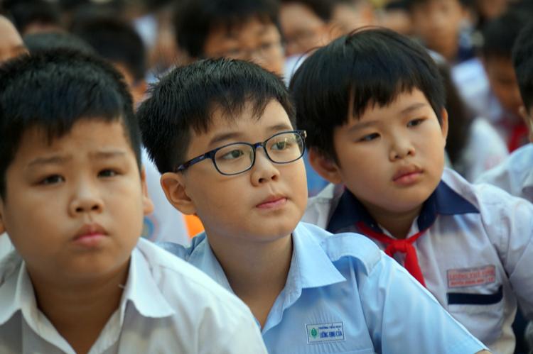 Tin tức giáo dục 24h mới nhất hôm nay 26/2: Rục rịch đón học sinh đi học lại 1