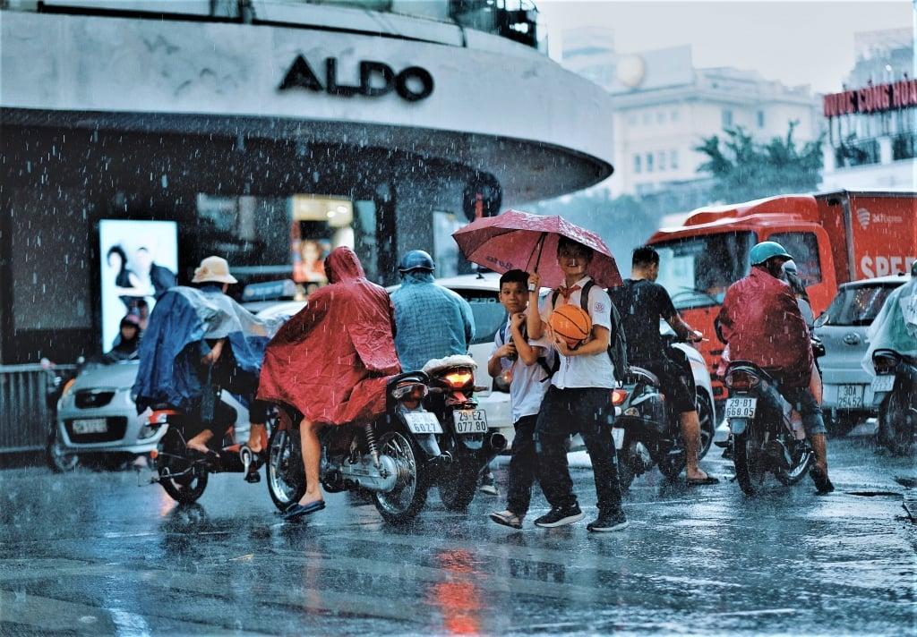 Thời tiết Miền Bắc mưa dông đến khi nào? 1