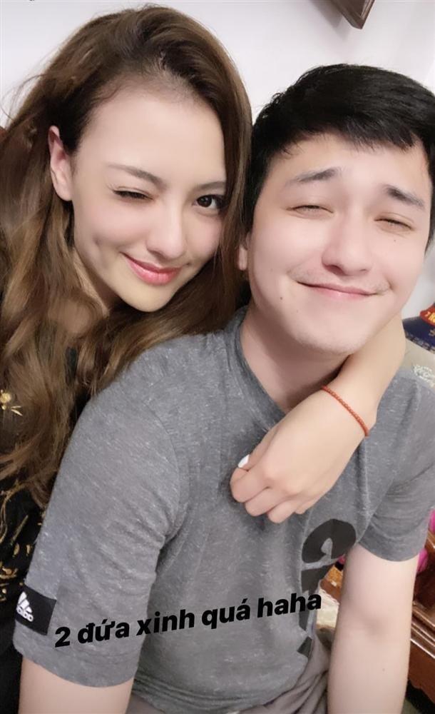 Nam diễn viên đào hoa nhất showbiz Việt công khai ảnh ôm ấp bạn gái hơn 6 tuổi 5