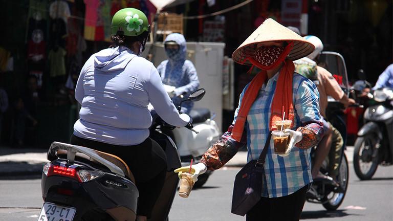 Tin thời tiết, dự báo thời tiết mới nhất hôm nay 21/5: Hà Nội nắng nóng 40 độ 1