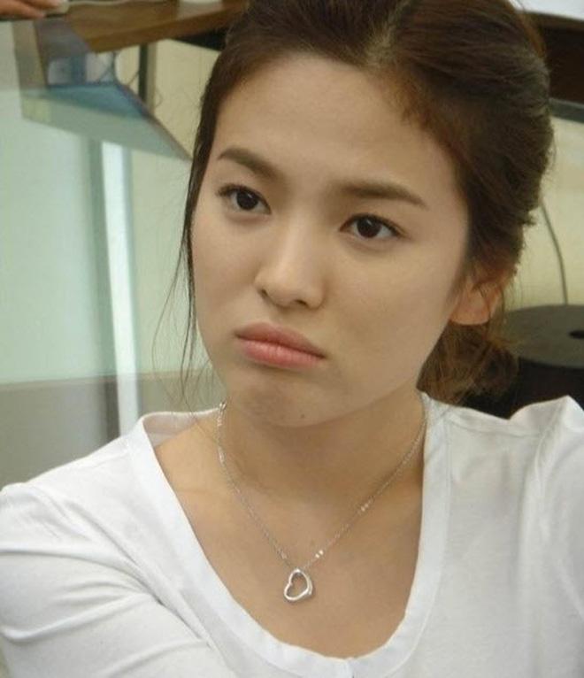 Song Hye Kyo 'tuột dốc' khỏi BXH mặt mộc mỹ nhân Hàn 1