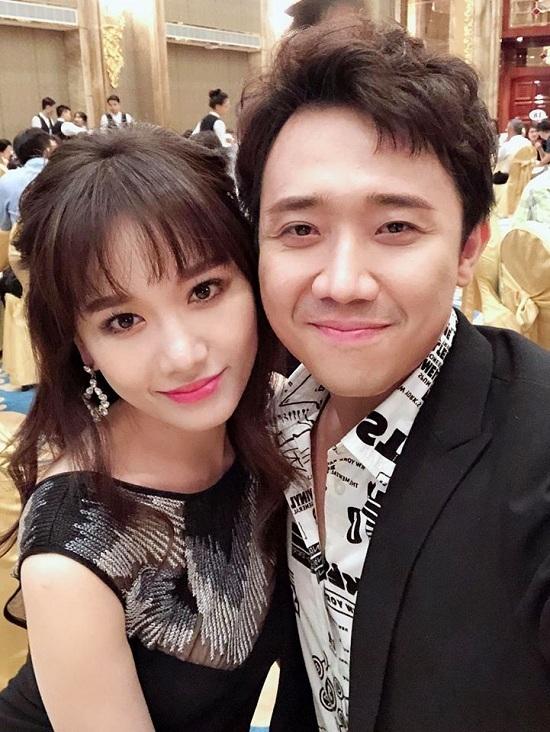 Hari Won bất ngờ ẩn ý hôn nhân rạn nứt, Trấn Thành nói một câu 'mát mặt' 1