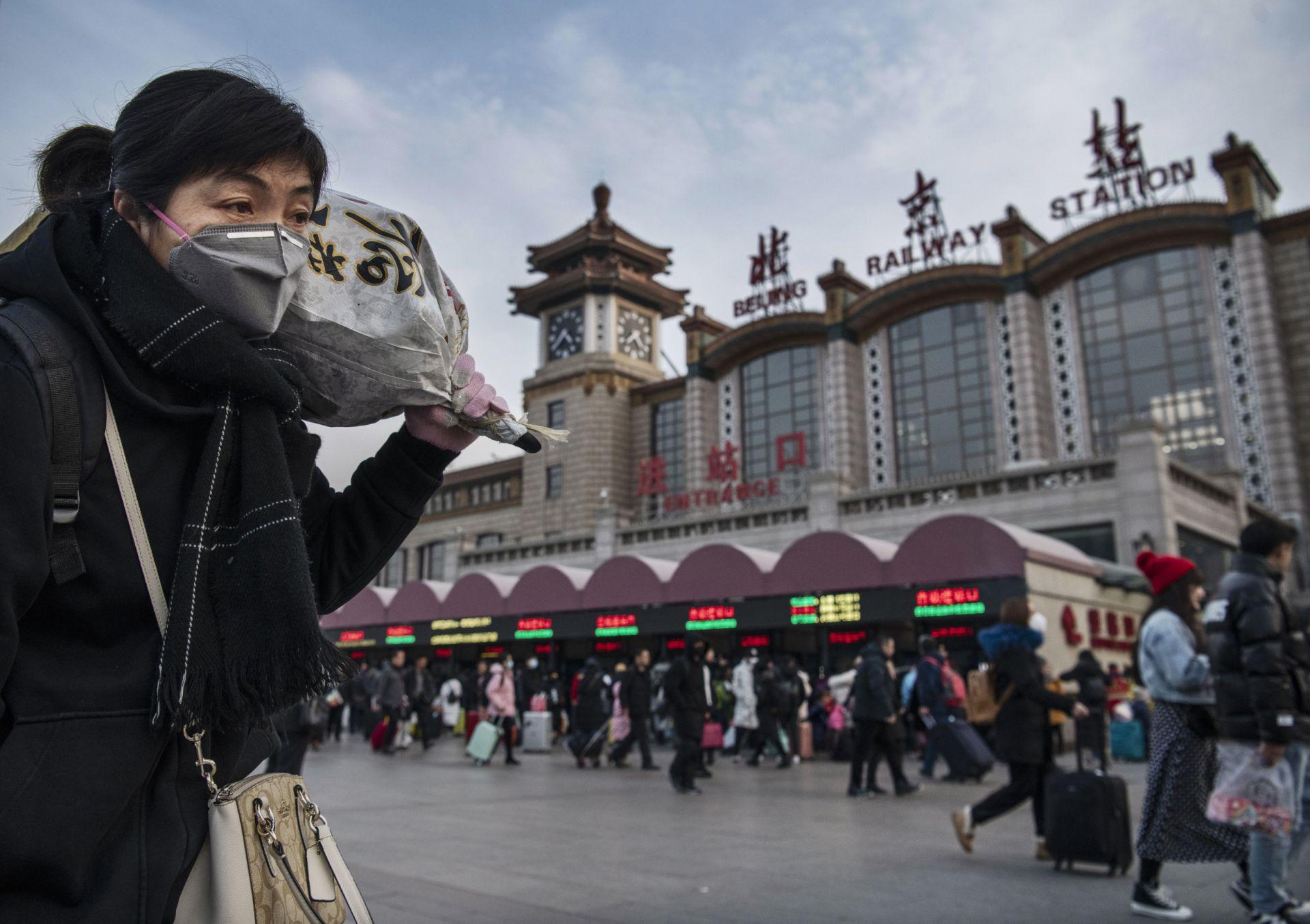 Phát hiện điểm lạ lùng ở 'ổ dịch' Covid-19 mới xuất hiện ở Trung Quốc 1