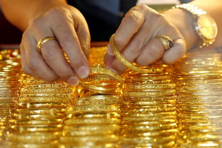 Giá vàng, giá vàng mới nhất hôm nay 24/7: Lập kỷ lục 54 triệu đồng/ lượng 3