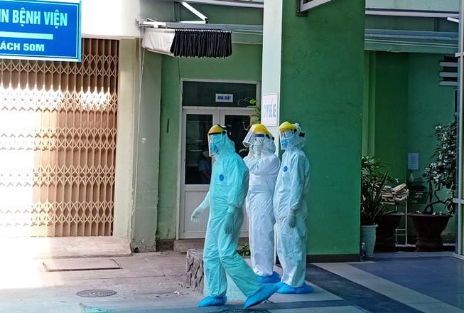Gần 3.000 người trong khu vực phong tỏa ở Đà Nẵng đã xét nghiệm Covid-19 1