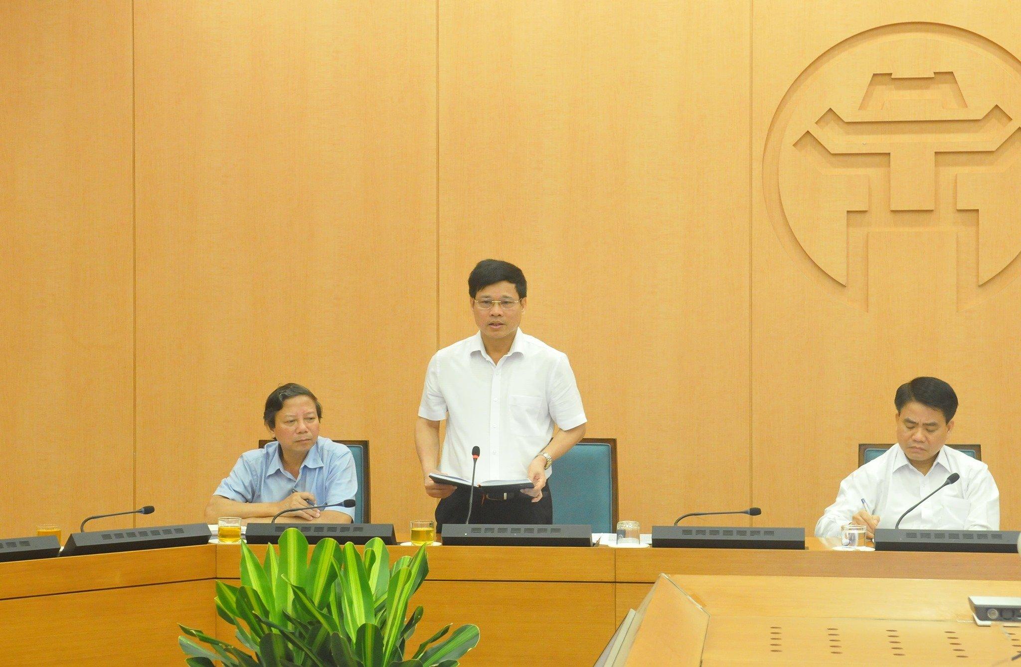 Phó Chủ tịch TP Hà Nội đề xuất cách ly gần 80.000 người về từ Đà Nẵng 1