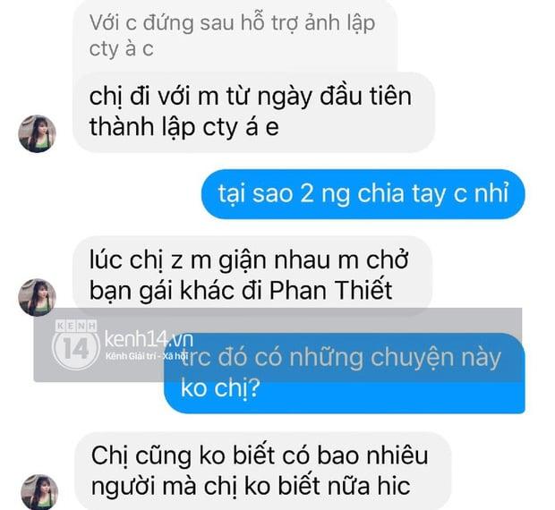 Bạn trai CEO cực phẩm của Hương Giang lại bị bạn gái cũ tố 'trăng hoa' 3