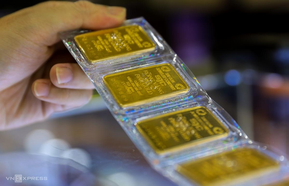 Giá vàng, giá vàng mới nhất hôm nay 17/8: Biến động thất thường 1