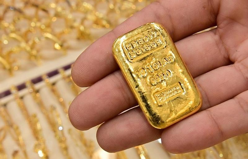 Giá vàng, giá vàng mới nhất hôm nay 24/8: Lao dốc không kìm hãm 1