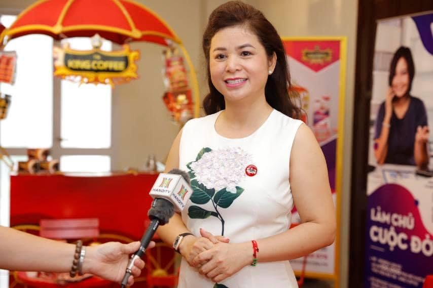 Lê Hoàng Diệp Thảo liên tiếp nhận tin vui từ 'con cưng' King Coffee hậu ồn ào ly hôn 4