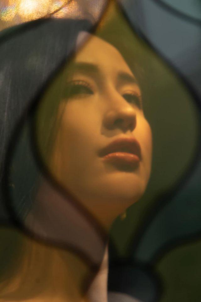 Mỹ nhân từng được siêu xe Đặng Lê Nguyên Vũ đón đưa khiến dân tình 'bội thực' vì tung ảnh 'mướt mắt' 6