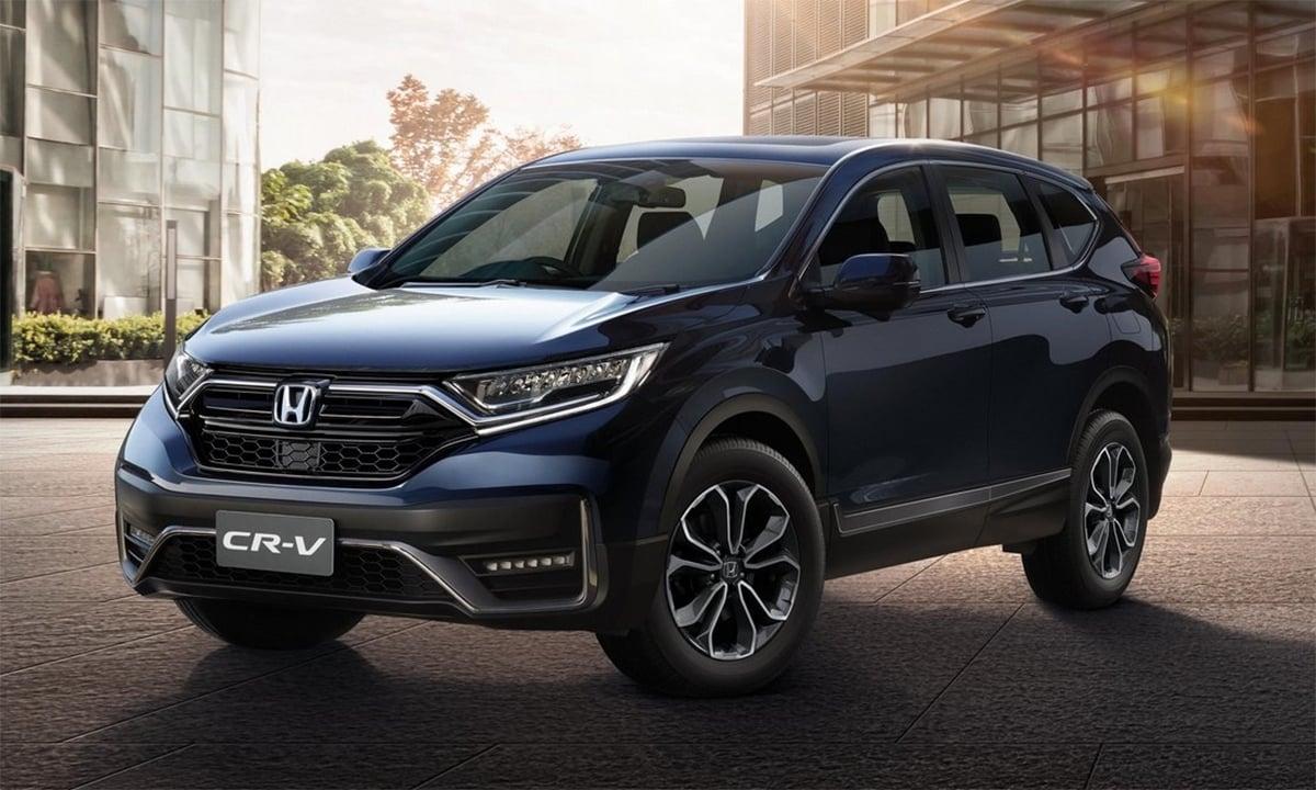 Đối thủ 'chung mâm' của Honda CR-V bùng nổ với chính sách giảm sâu kỷ lục 1