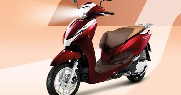 Honda SH cùng TOP 4 mẫu tay ga 'chanh sả' đồng loạt giảm sâu trong tháng 10, thị trường xe trở nên sôi động 2