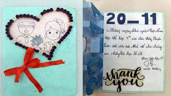 TOP 9 quà tặng 20/11 độc đáo và ý nghĩa nhất dành tặng các thầy cô 6