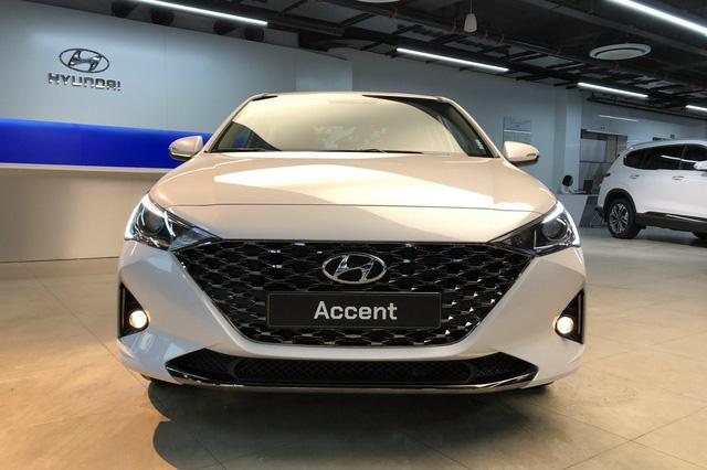 Hyundai Accent chính thức 'hạ cánh', Honda City hoang mang tột độ vì đối thủ nặng ký 2