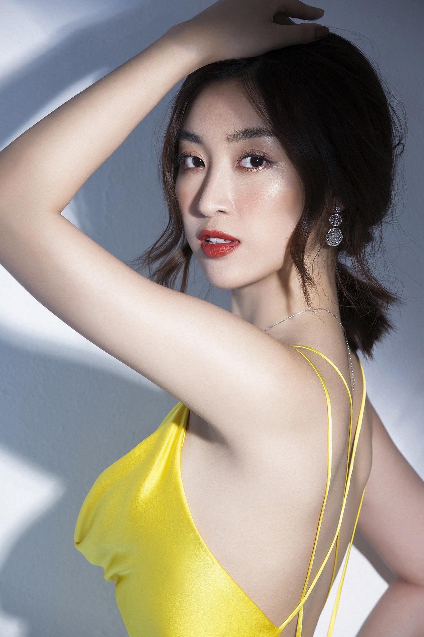 زیبایی ملکه Do My Linh را تسخیر می کند ، اگرچه او مادری است که شیر می زند ، هویت جدید او تعجب می کند 6