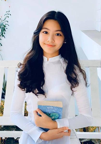 Ái nữ nhà Quyền Linh gây sốt MXH với nhan sắc qua camera thường: Đầy ngọt ngào đúng chuẩn nàng hậu tương lai 7