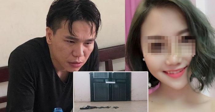 Châu Việt Cường sử dụng ma túy 3 lần trước khi nhét 33 nhánh tỏi đầy mồm cô gái 1