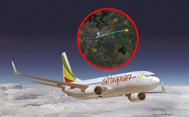 Máy bay chở 157 người rơi ở Ethiopia, chưa có thông tin người sống sót 1