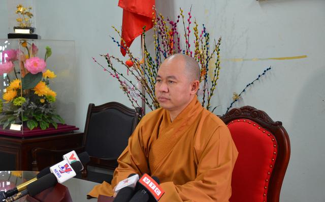 Phật tử chùa Ba Vàng lấy nữ sinh bị sát hại giải nghĩa cho oan gia trái chủ là sai 1