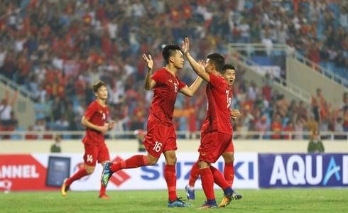 Truyền thông châu Á: U23 Việt Nam thị uy sức mạnh tấn công tàn bạo! 2