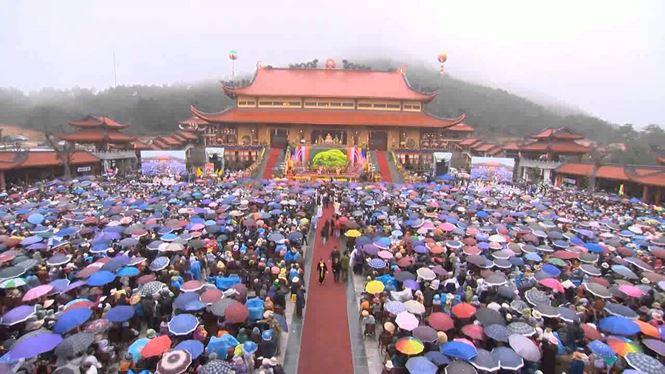 Công an vào cuộc điều tra vụ 'truyền vong báo oán' tại chùa Ba Vàng 1