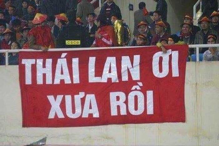 Cầu thủ Việt Nam đã không còn e ngại Thái Lan, tư thưởng đã được đả thông 1