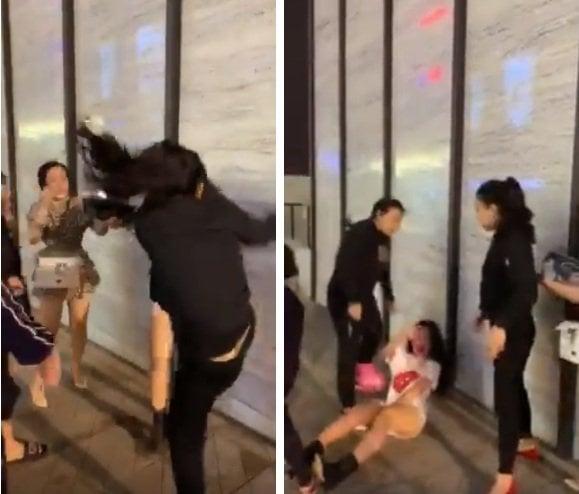 Vụ cô gái bị lột quần đánh ghen ở Bà Triệu: Nạn nhân nhờ luật sư can thiệp 1