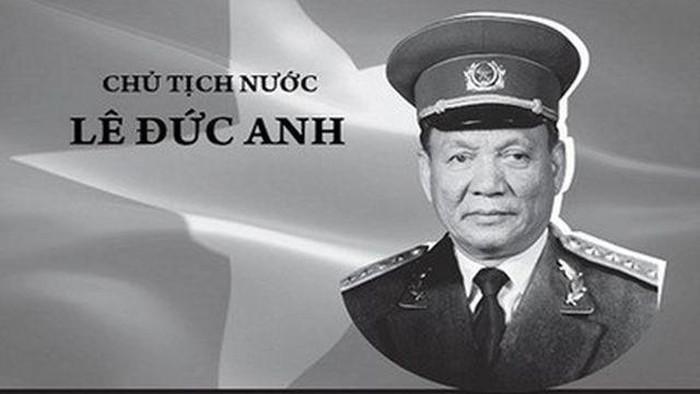 Lịch cấm đường phục vụ Lễ Quốc tang Đại tướng Lê Đức Anh tại Hà Nội 1