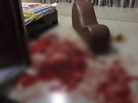 Mâu thuẫn tình cảm, nam thanh nên sát hại bạn gái rồi tự tử trong khách sạn ở Sài Gòn 1