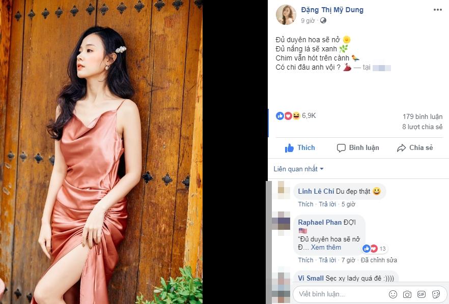 Midu lại 'thả thính', fan tiếp tục ra sức vun vén cô cho Phan Thành 6