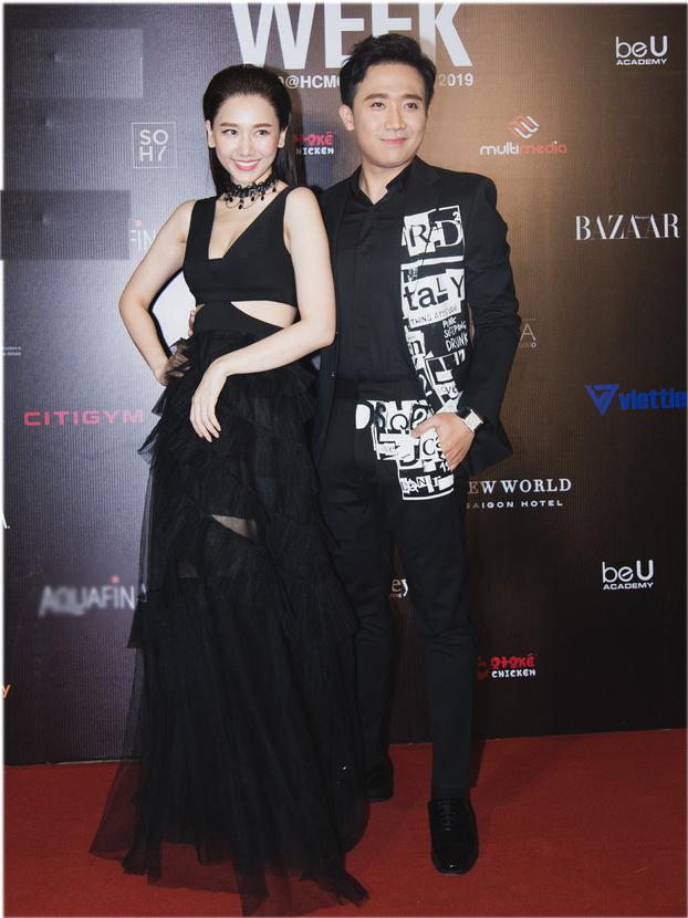 Trấn Thành đọ chân dài với bà xã Hari Won, fan đưa ra nhận xét bất ngờ 2