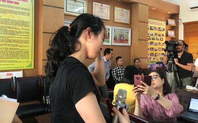 Nữ giáo viên đánh học sinh liên tiếp ở Hải Phòng viết gì trong bản tường trình? 1