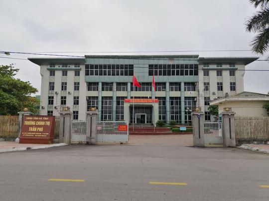 Xuyên tạc sức khoẻ lãnh đạo Đảng, trưởng khoa trường chính trị bị cách chức 1
